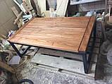 Деревянный стол из ясеня, фото 3