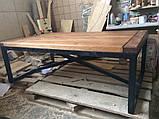 Деревянный стол из ясеня, фото 4