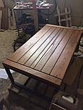 Деревянный стол из ясеня, фото 5