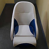 Крісло для катери човни AquaLand Flip up, фото 4