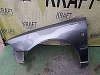 Б/у крыло переднее левое для Audi A4 B5 1994-2001 p., фото 1