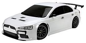 Шосейна 1:10 Team Magic E4JR Mitsubishi Evolution X (білий)