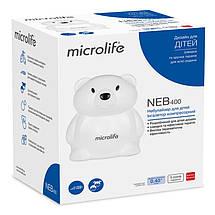 Компрессорный ингалятор Microlife NEB 400, фото 3