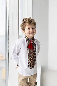 """Сорочка вишиванка для мальчишек """"Антон"""""""