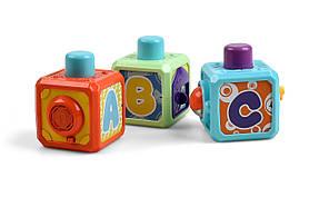 Розвиваюча іграшка Kidian музичні інтерактивні кубики