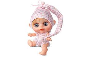 Лялька пупс Berjuan БЕБІ БІГГЕРС з запахом ванілі 14 см (RUBIO)