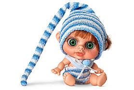 Лялька пупс Berjuan БЕБІ БІГГЕРС з запахом ванілі 14 см (CASTANO)