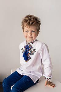 """Рубашка с вышивкой для мальчика """"Судьба"""""""