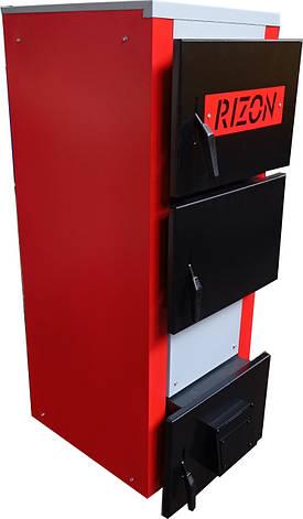 Котел твердопаливний Rizon Extra 20 кВт.Безкоштовна доставка!, фото 2