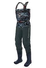 Вейдерсы Finntrail Enduro BF M CamoGrey