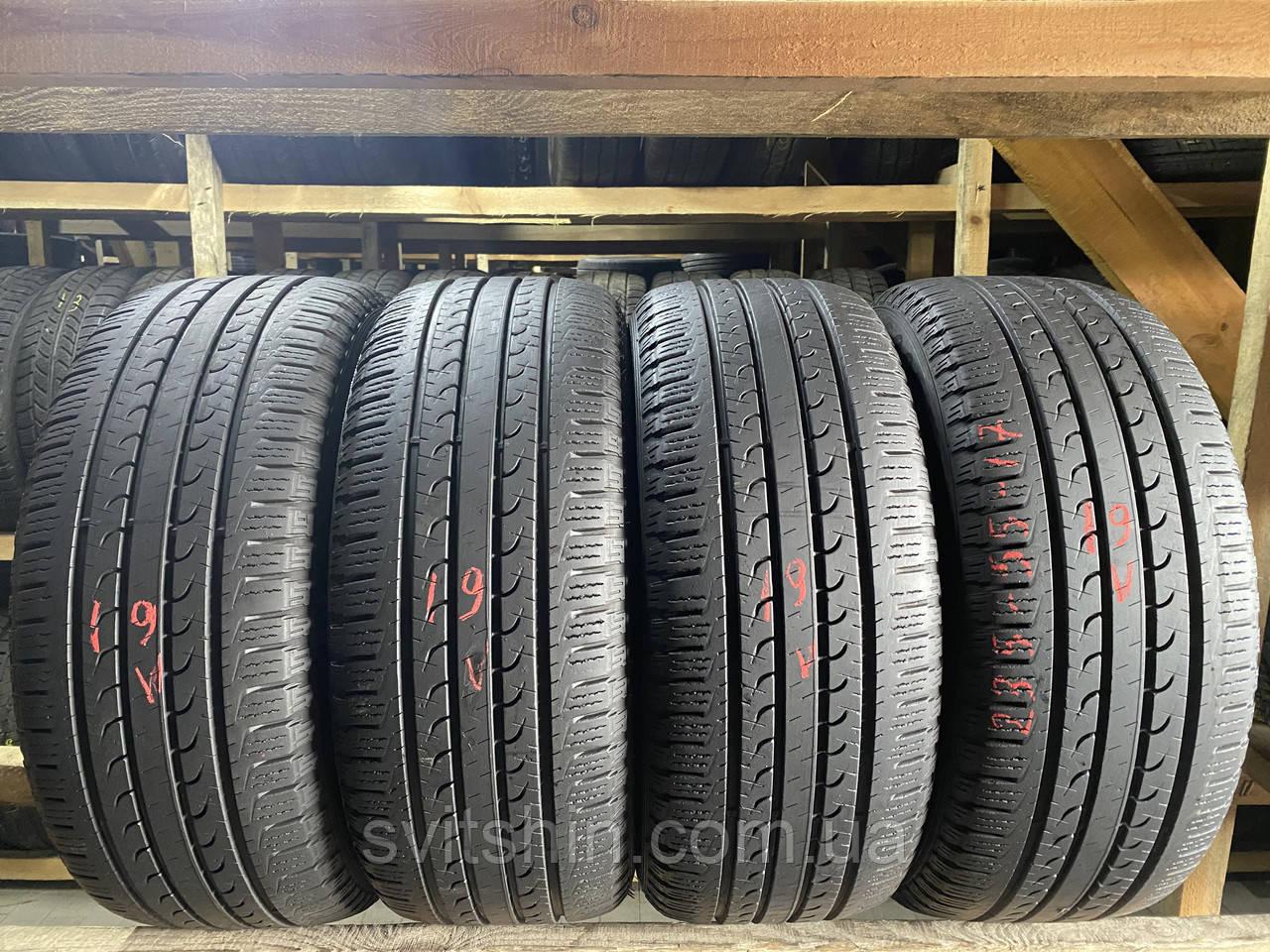 Літні шини 235/55R17 GoodYear Efficient Grip Рік 19 хороший стан
