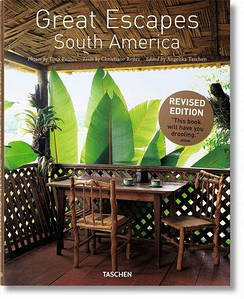 Книги про подорожі. Great Escapes South America. Christiane Reiter