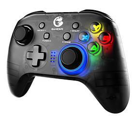 Бездротовий ігровий Bluetooth-Контроллер GameSir T4 Pro, 2,4 ГГц, підходить для ігор Nintendo Switch Apple Arca