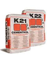 CEMENTKOL K21 серый - цементный клей