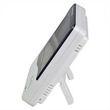Термометр с гигрометром HTC-2, с выносным датчиком, фото 2