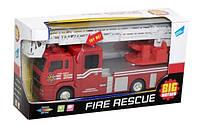 Пожарная машинка, инерционная BIG MOTORS