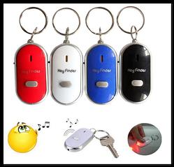 Трекер Светодиодный смарт-ключевой финдер сигнализация на случай потери детей, ключей, для домашних животных,