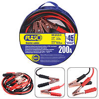 Провода пусковые Pulso 200А (до -45С) 2,5м в чехле (ПП-20125-П)