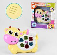 Музыкальная игрушка животное развивающие музыкальные игрушки для малышей UKA-A 0004-2