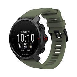 Спортивные часы Polar Grit X Black/Green p.M/L (90084210)
