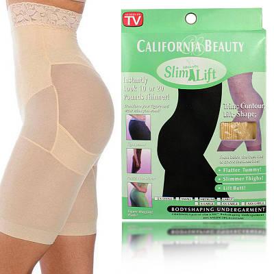 Корректирующее белье Slim Shapewear телесный размер L 142182