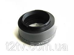 Адаптер переходник Nikon AI - Sony NEX E, кольцо Ulata