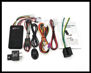 GPS трекер GT06 Мини автомобильный SMS GSM GPRS Пульт дистанционного управления, сигнализация для мотоцикла