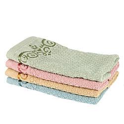 Кухонное полотенце 25х50см Велюровое, махра