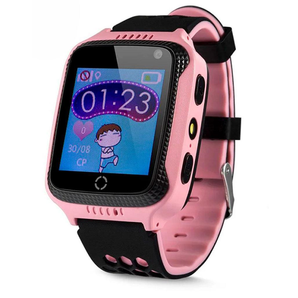 Дитячі розумні смарт годинник c GPS Q528, Smart baby watch з камерою, прослуховуванням, Годинник-телефон для