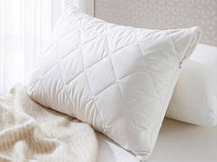 Чохол для подушки стьобаний, на блискавці, 50х70