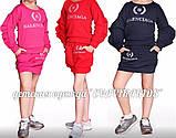 Стильный детский костюм джемпер и юбка BALENCIAGA, фото 5