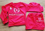 Стильный детский костюм джемпер и юбка BALENCIAGA, фото 3