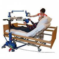 Терапевтический тренажер для лежачих больных Ортопедическое устройство MOTOmed letto (кроватный) 280К