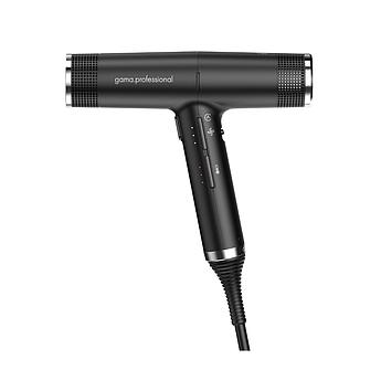 Фен для волос GAMA IQ PERFETTO BLACK Oxi-Active PH6060.BK