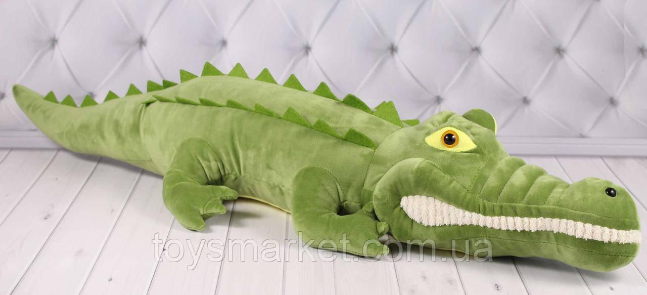 Мягкая игрушка крокодил, 70 см.