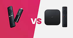 Xiaomi Mi TV Stick или Xiaomi Mi Box: что выбрать?