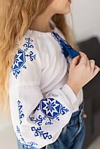 """Вишиванка для дівчинки MEREZHKA """"Зірка"""", фото 2"""