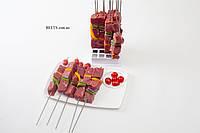 Удобная форма для нарезки мяса и овощей Brochette Express (форма для шашлыка Брочете Экспресс)