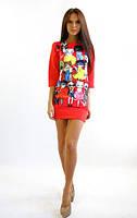 Женское платье туника Кити