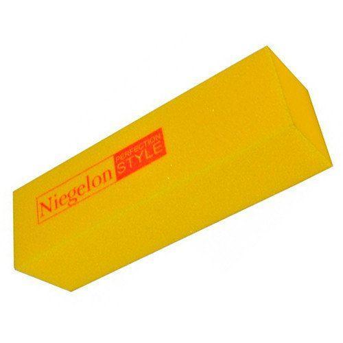 Бафик полировочный для ногтей Niegelon 6-0570, желтый