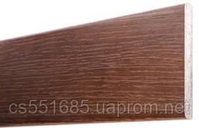 Добірна Планка 400мм - ПВХ покриття (венге, грей, золота вільха, каштан, ясень)