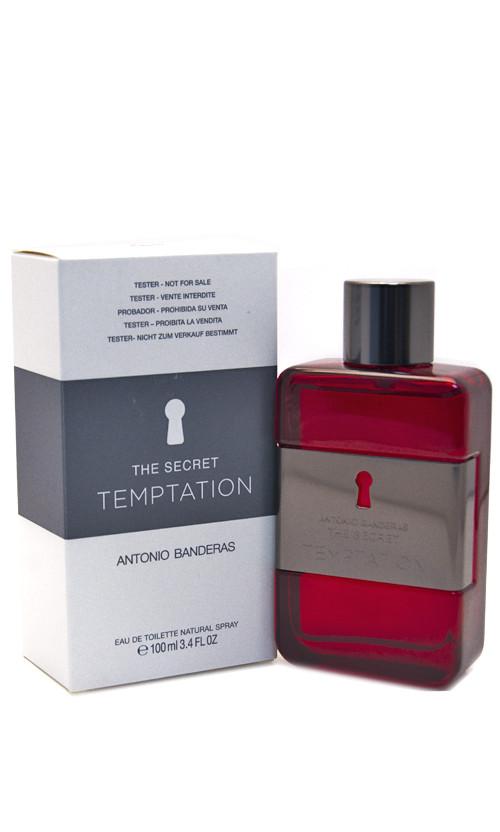 Antonio Banderas The Secret Temptation - TESTER