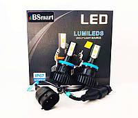Светодиодные лед авто лампы BSmart Extra 5, H8, 50W, Luxeon Z ES, 9-36V, фото 1