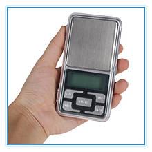Карманные ювелирные электронные весы (0,01) 500 гр