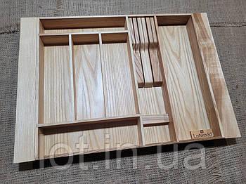 Лоток для столовых приборов LP482-575.400 ясень
