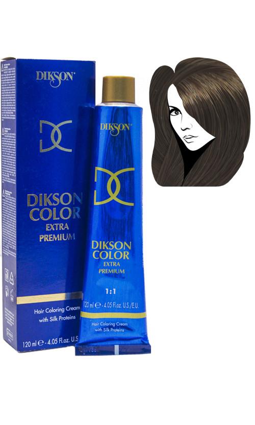 Dikson Professional Hair Colouring Cream Краска для волос 5.0 NE Светло-каштановый