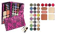 Набор для макияжа maXmaR ME-835 №2 (тени+пудры+румяна+ блески ), фото 3