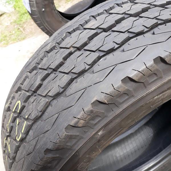 Шины б.у. 215.70.r15с Bridgestone Duravis Бриджстоун. Резина бу для микроавтобусов. Автошина усиленная. Цешка