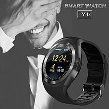 Смарт часы Smart Watch Y1S Black