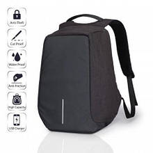 Рюкзак Антивор Bobby bag с USB